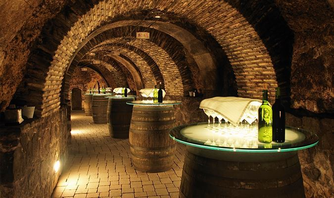 Ultimate Barrel Tasting and Cave Tours