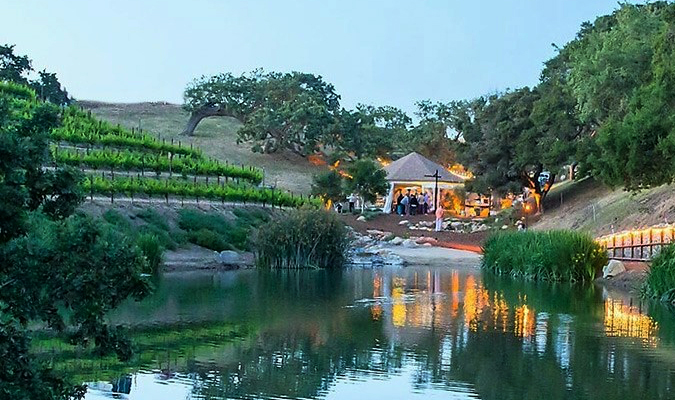 Most Beautiful Wineries in Santa Barbara