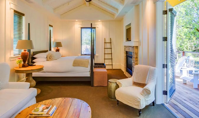 Top 10 Sonoma Luxury Hotels and Resorts