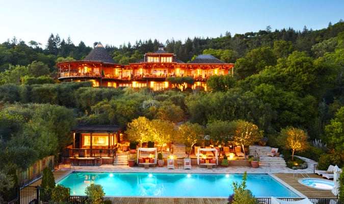 Top 10 Napa Valley Luxury Hotels and Resorts