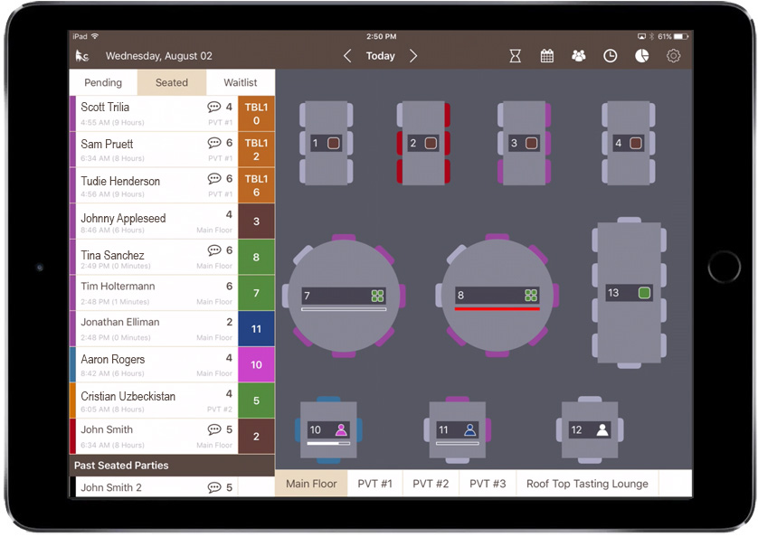 CellarPass Table Pro Image