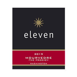 2019 Eleven Mourvedre