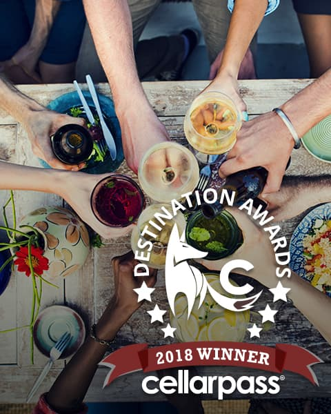 2018 Destination Winners