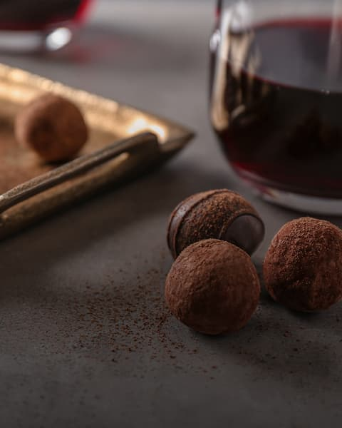 Wine & Chocolate Pairings