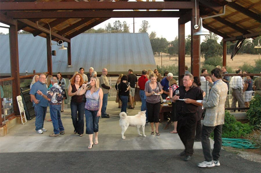 A gallery image of Twisted Oak Winery from CellarPass