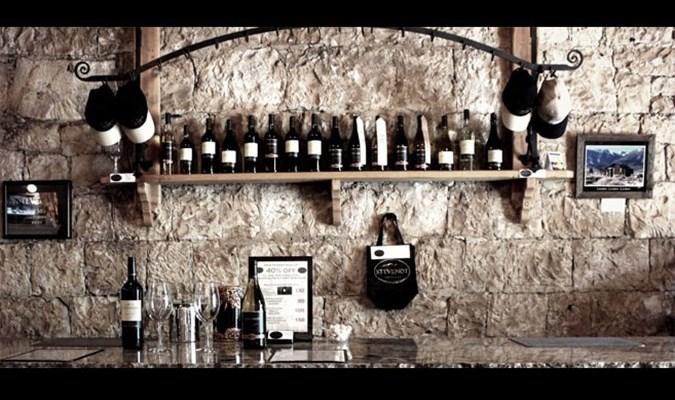 Stevenot Winery Tasting Room