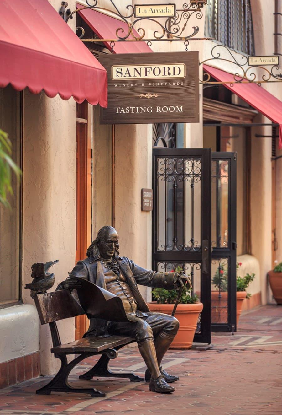 A gallery image (10978) of Sanford Santa Barbara from CellarPass