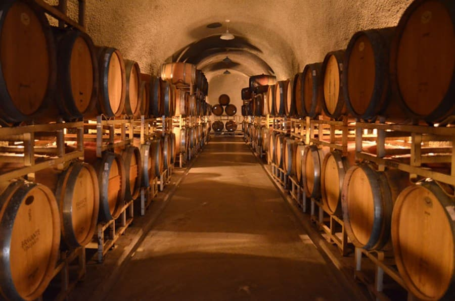 A gallery image (865) of Bravante Vineyards from CellarPass