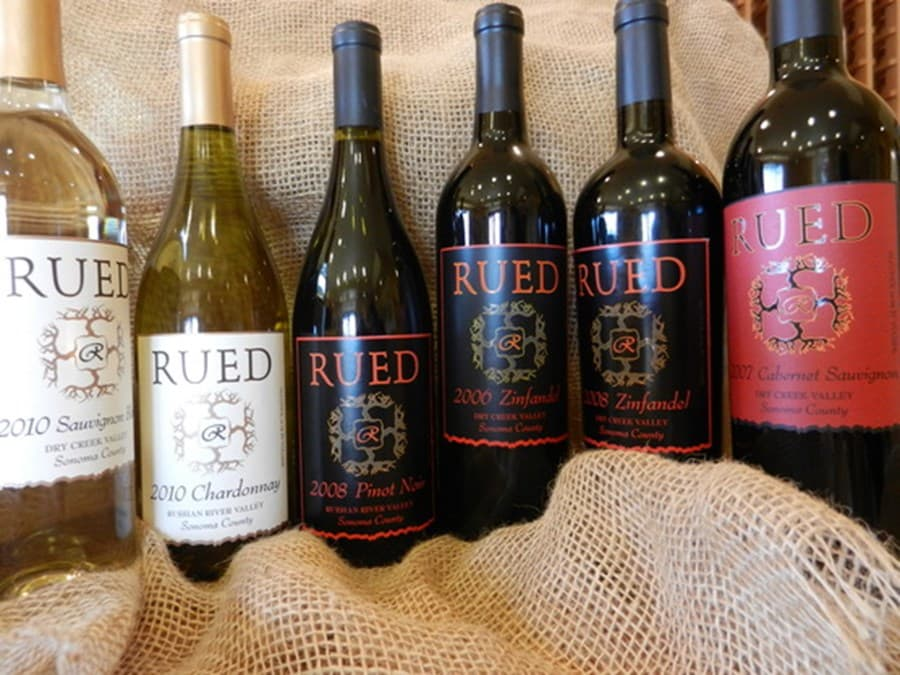 A gallery image (9226) of Rued Winery from CellarPass