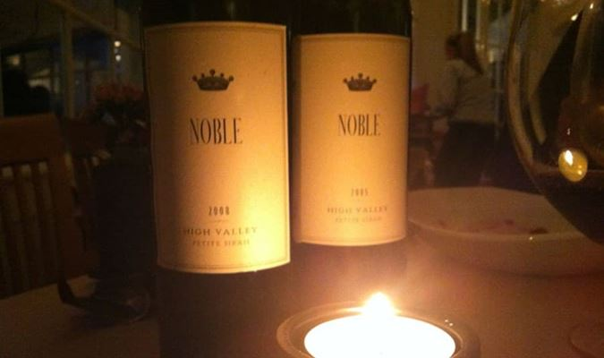 A gallery image of Noble Wines from CellarPass