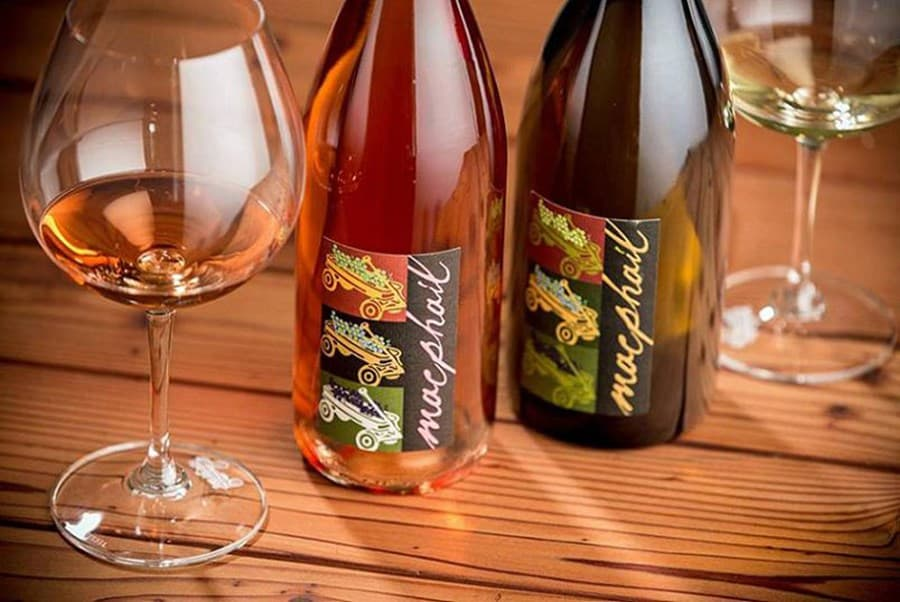 A gallery image of MacPhail Wines from CellarPass