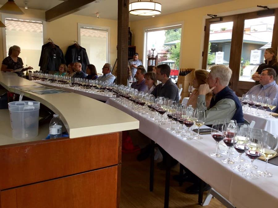 A gallery image (7794) of Scheid Vineyards Carmel Tasting Room from CellarPass