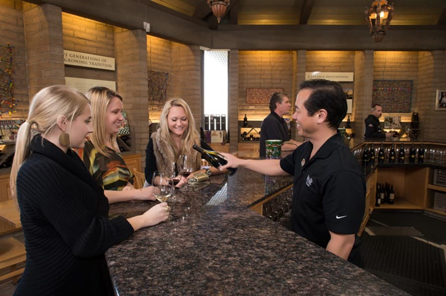 A gallery image (1259) of Wente Vineyards Estate Winery from CellarPass