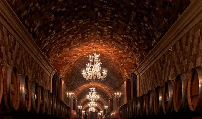 A gallery image (1113) of Del Dotto Winery & Caves St. Helena from CellarPass