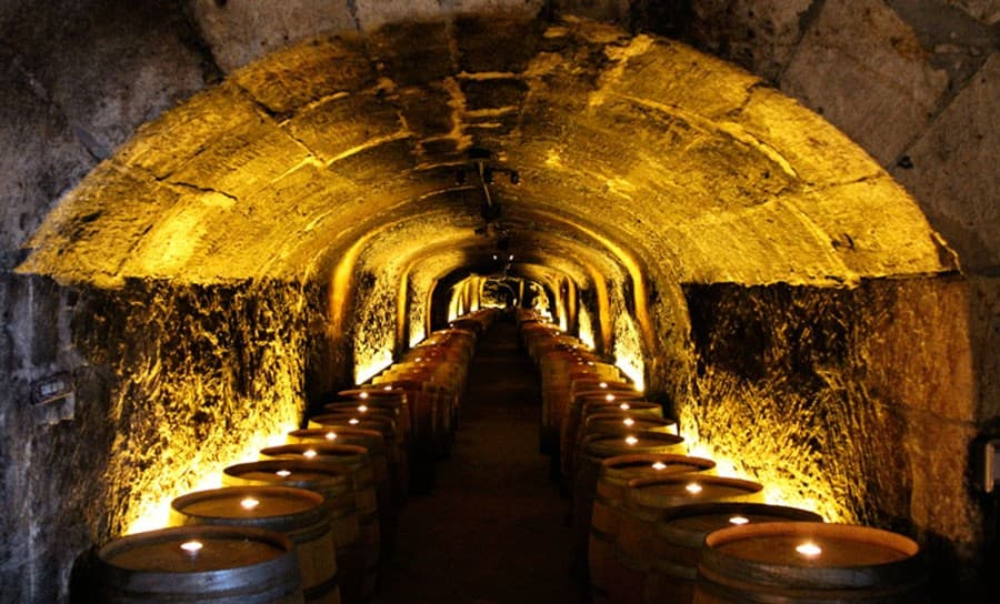 A gallery image (279) of Del Dotto Winery & Caves from CellarPass