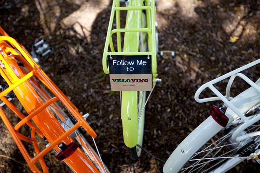 A gallery image of Velo Vino | Calistoga Bikeshop Rentals from CellarPass