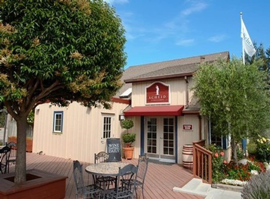 A gallery image (7785) of Scheid Vineyards Estate Winery & Tasting Room from CellarPass