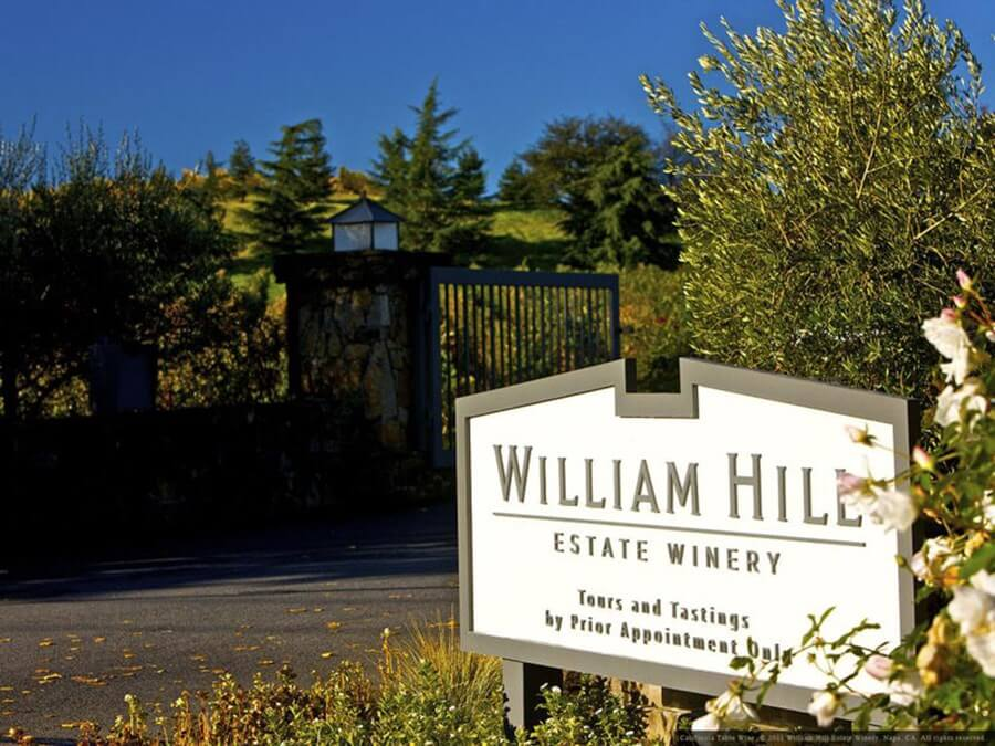 A gallery image of William Hill Estate Winery from CellarPass