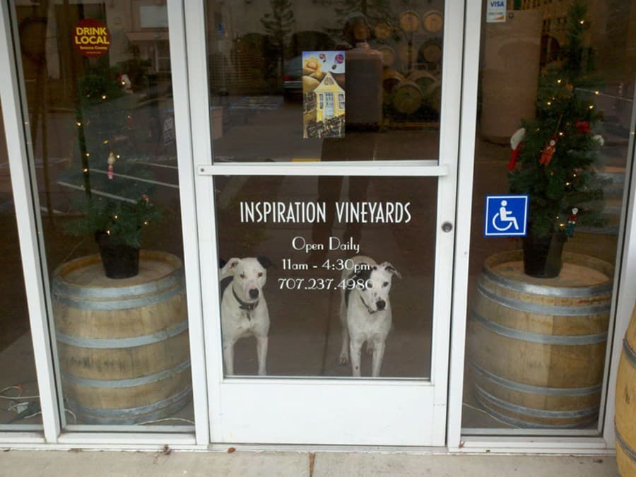 A gallery image (1466) of Inspiration Vineyards from CellarPass