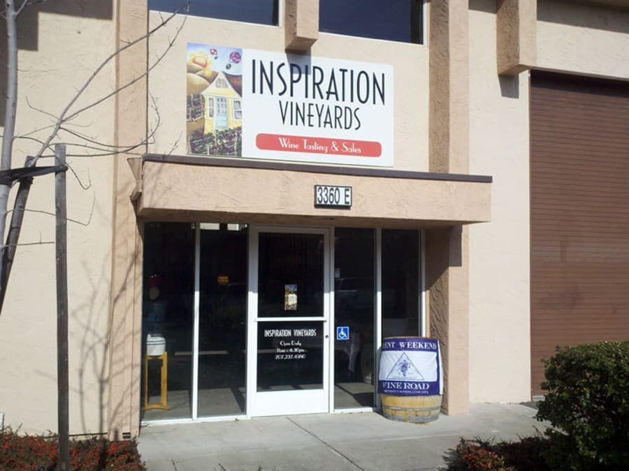 A gallery image of Inspiration Vineyards from CellarPass