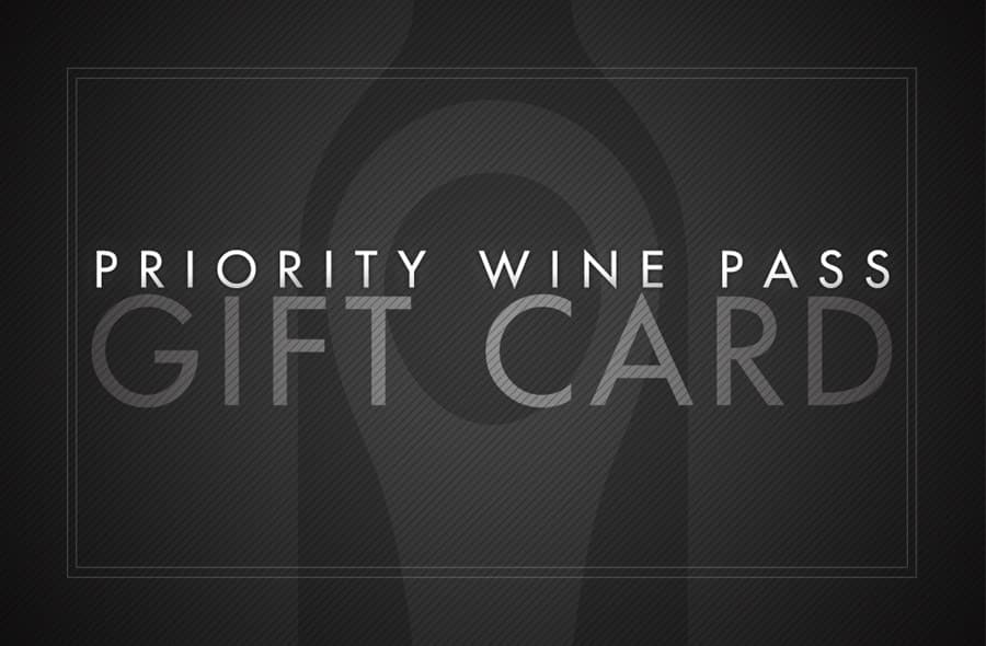A gallery image (10262) of Priority Wine Pass from CellarPass
