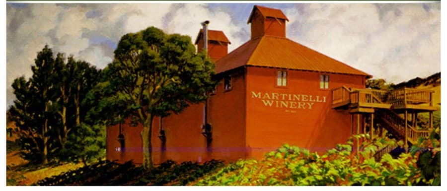 A gallery image of Martinelli Winery from CellarPass