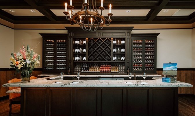 Cornerstone Cellars at Vista Collina Resort