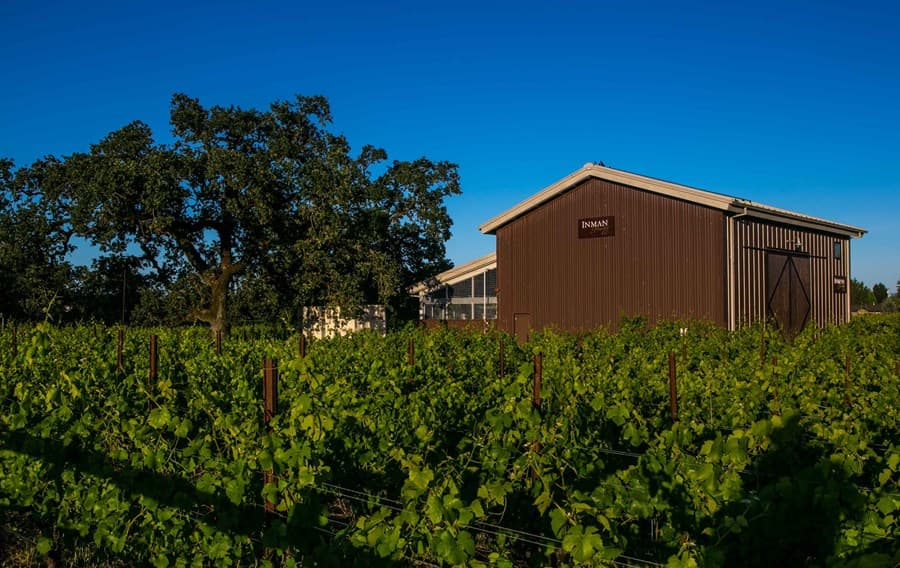 A gallery image (8314) of Inman Family Wines from CellarPass