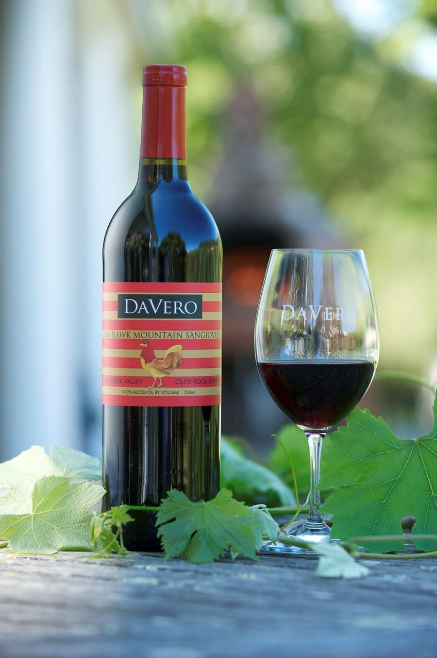 A gallery image (9001) of DaVero Farms & Winery from CellarPass