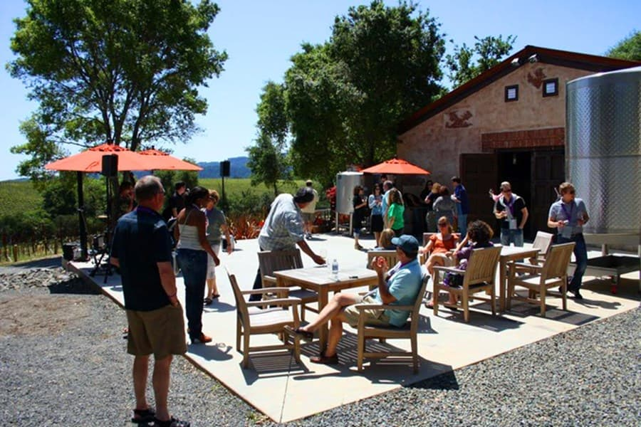 A gallery image (8807) of Kachina Vineyards from CellarPass