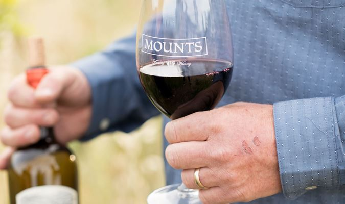 A gallery image of Mounts Family Winery from CellarPass