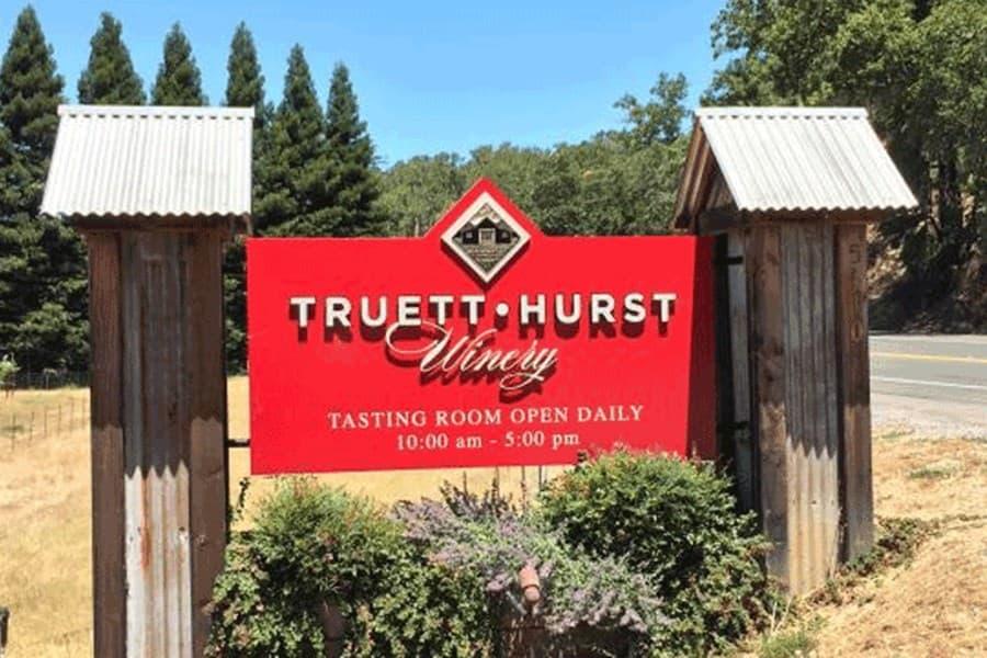 A gallery image (9212) of Truett Hurst Winery from CellarPass