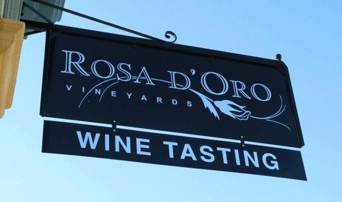 Rosa dOro