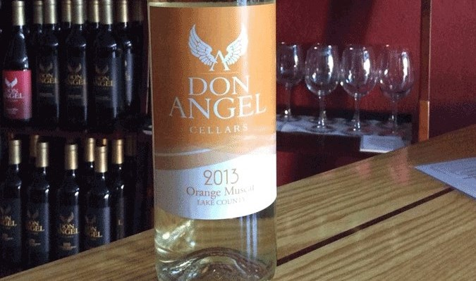 Don Angel Cellars