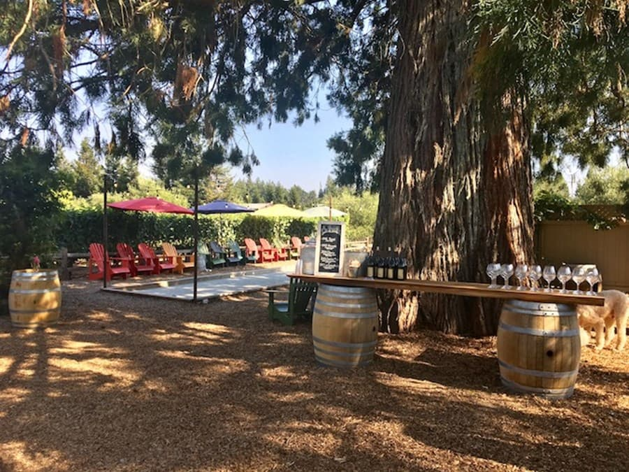 A gallery image of Furthermore Wines from CellarPass