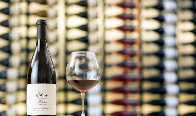 A gallery image of Etude Wines from CellarPass
