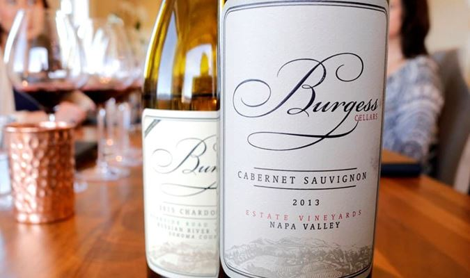 A gallery image of Burgess Cellars from CellarPass