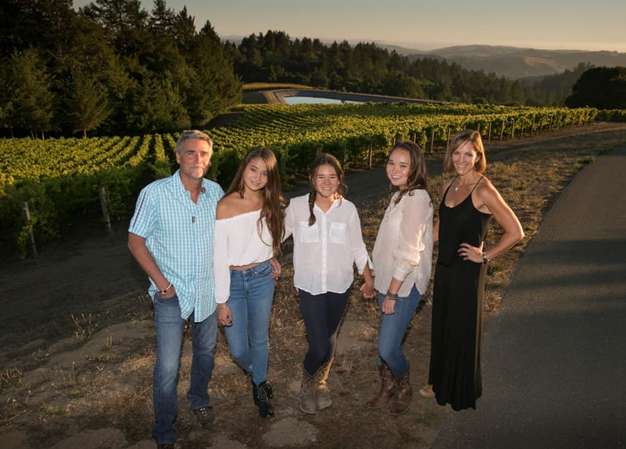 A gallery image of Flanagan Winery from CellarPass