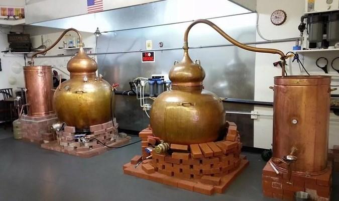 Pacific Distillery