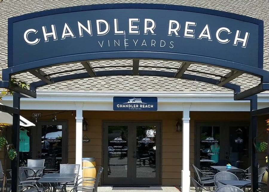 A gallery image (13870) of Chandler Reach Vineyards from CellarPass
