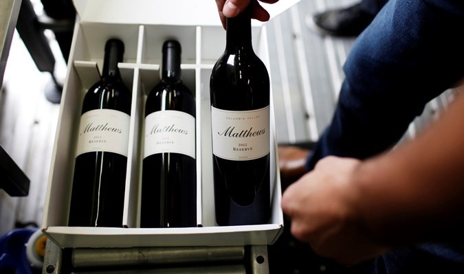 Matthews  Tenor Wines- Warehouse