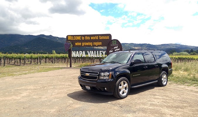 Napa Luxury Coach