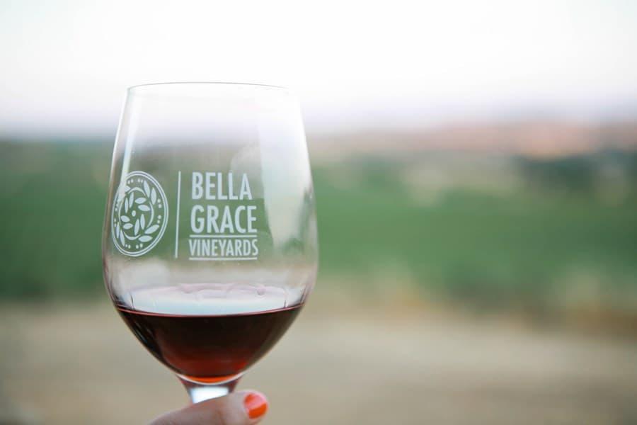 A gallery image (12300) of Bella Grace Vineyards-Sutter Creek from CellarPass