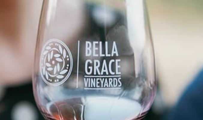 A gallery image (12374) of Bella Grace Vineyards- Plymouth from CellarPass