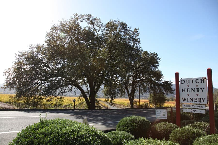 A gallery image of Dutch Henry Winery from CellarPass