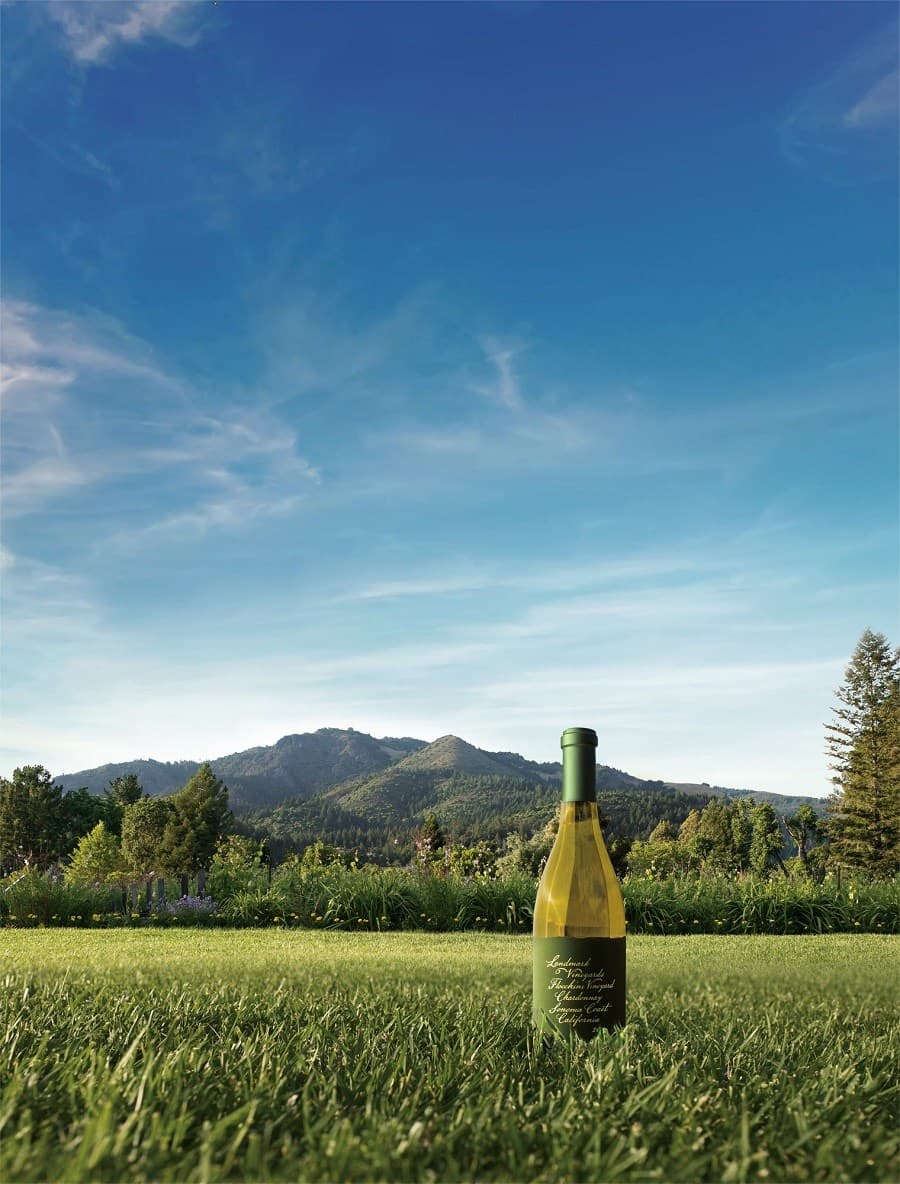 An image from Landmark Vineyards