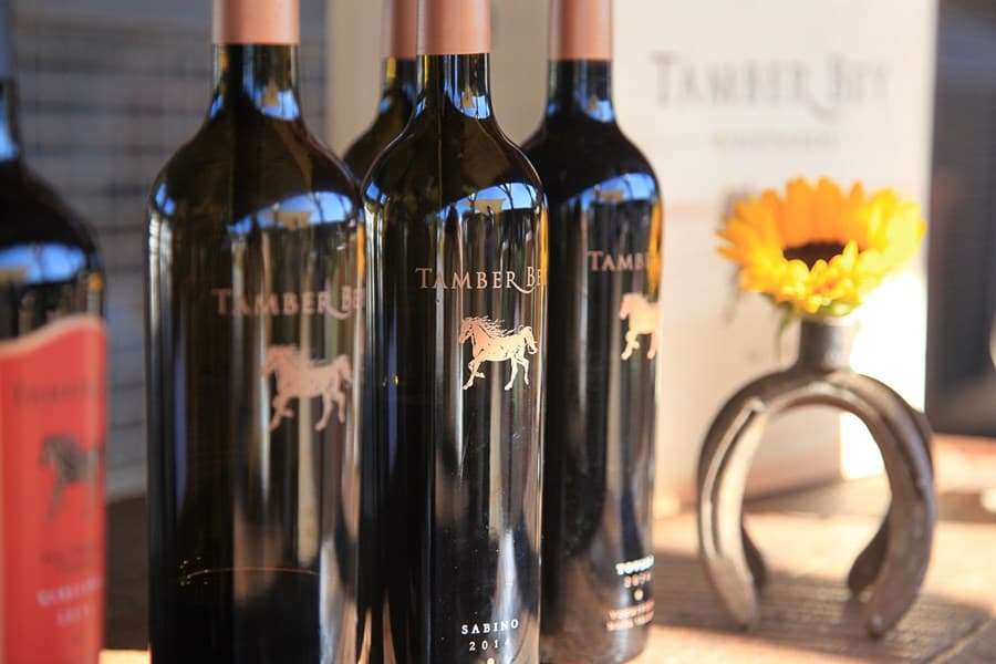 A gallery image of Tamber Bey Vineyards from CellarPass