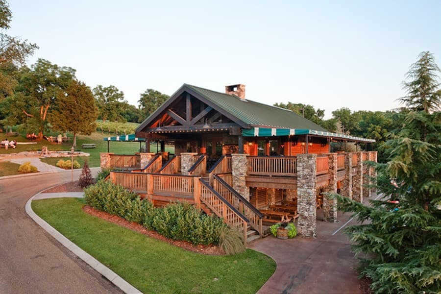 A gallery image of Arrington Vineyards from CellarPass