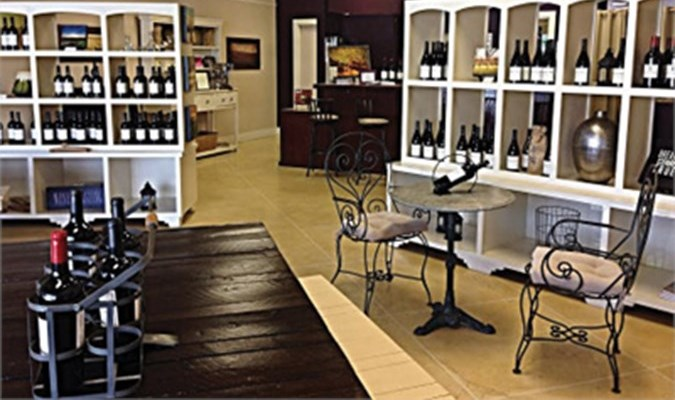 Gustavo Wine Tasting Room