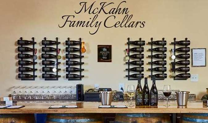 A gallery image of McKahn Family Cellars from CellarPass